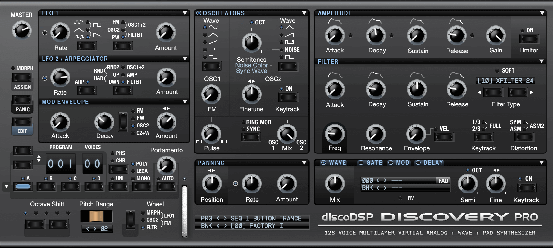 DiscoDSP Discovery Pro