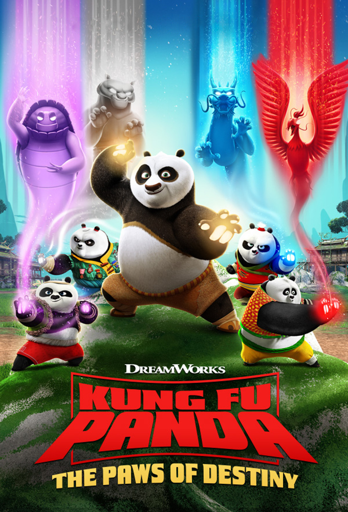 Kung Fu Panda The Paws of Destiny