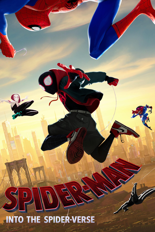 Spider-Man Into the Spider-Verse 2018