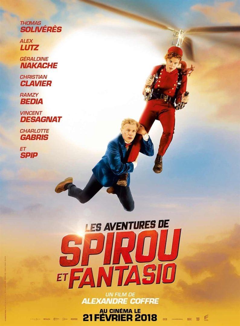 Spirou and Fantasios Big Adventures