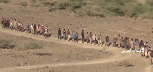 انتشار فیلم و تصاویر جدید از عملیات نصر در جنوب عربستان