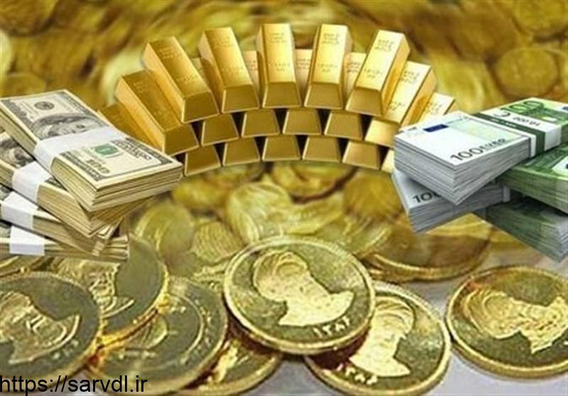 طلا ,سکه ,دلار