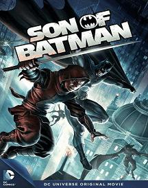دانلود فیلم دوبله فارسی Son of Batman 2014