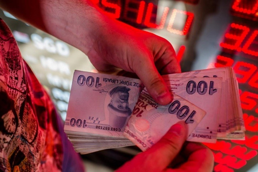 پول ملی ترکیه