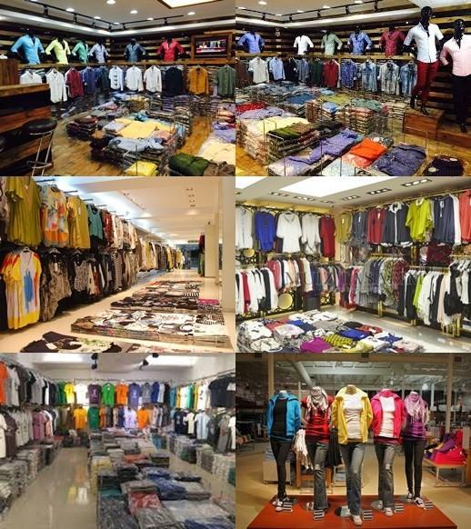 عمده فروش لباس در شهر وان ترکیه