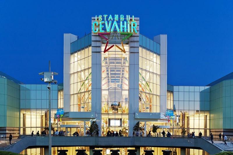 مرکز خرید جواهر استانبول ترکیه