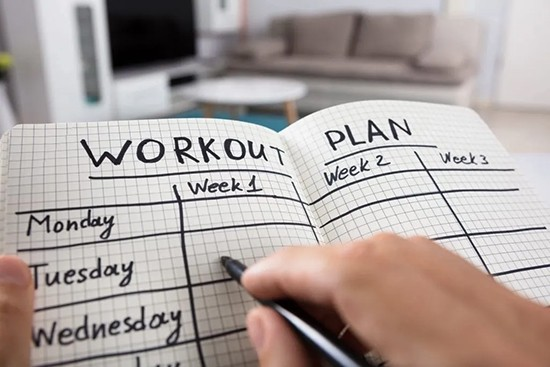 برنامه ریزی ورزشی
