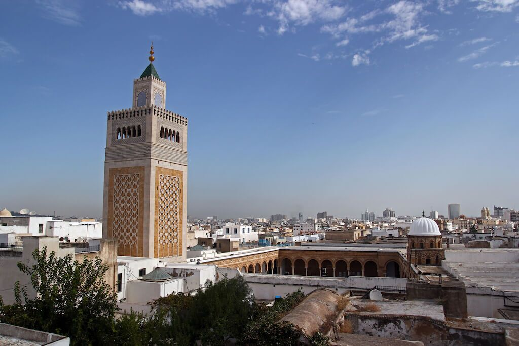 مدینه تونس