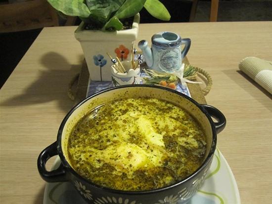 طرز تهیه آبگوشت کشک برای 4 نفر در روزهای زمستانی