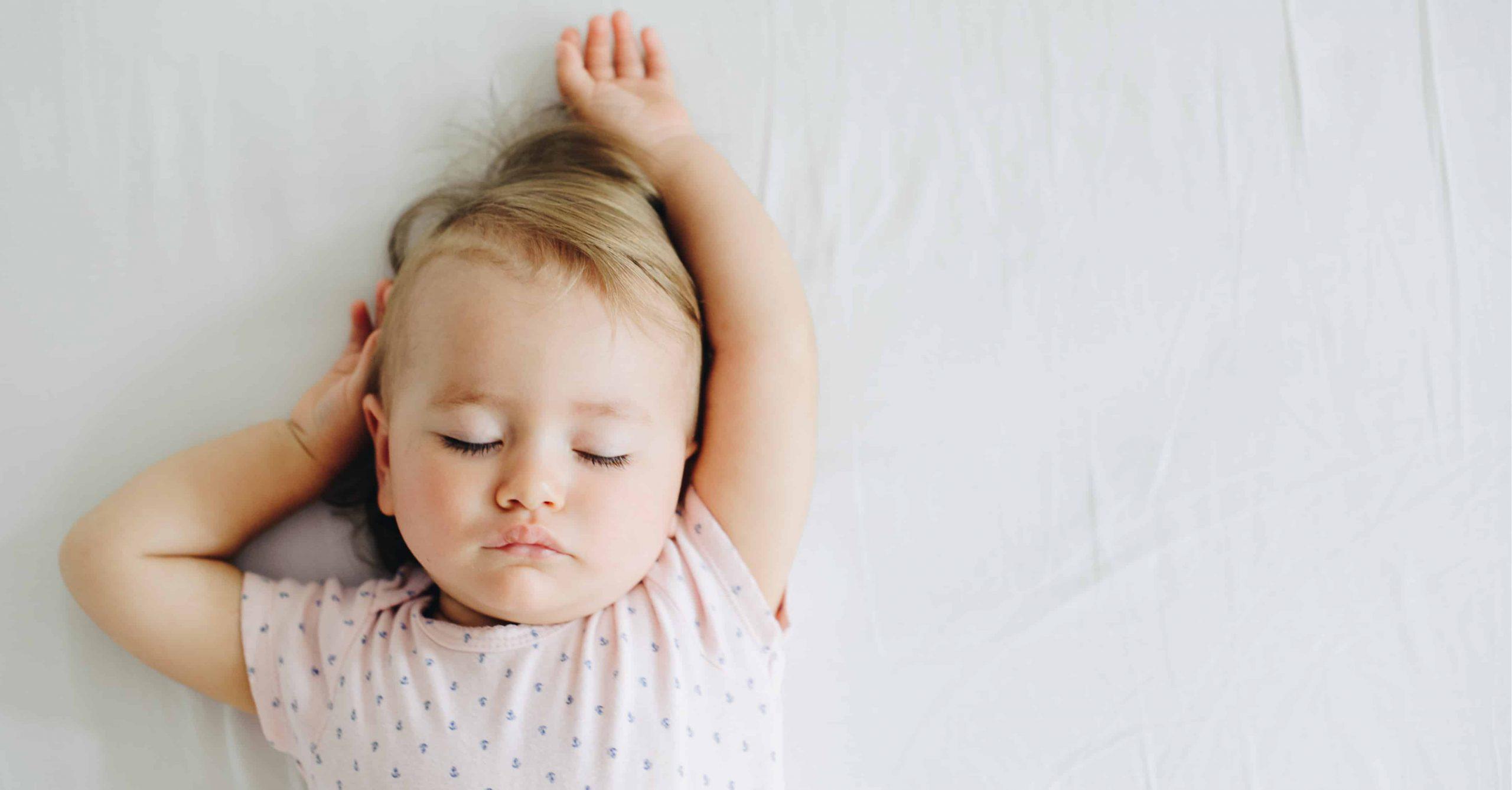 7 نکته که باید درباره خواب نوزاد بدانید