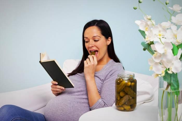 شروع ویار بارداری و مدت زمان و پایان آن