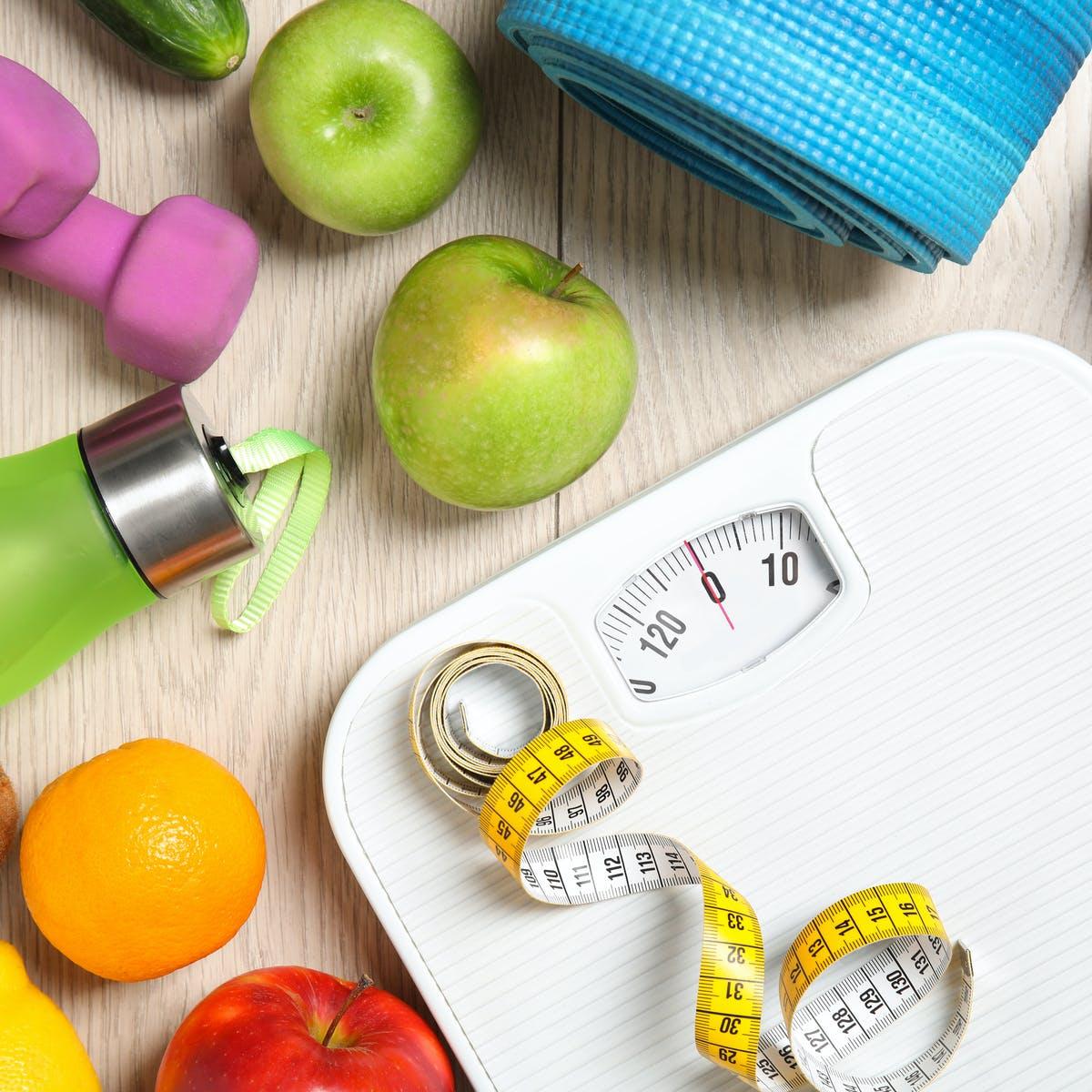 35 راز کاهش وزن راحت بعد 40 سالگی