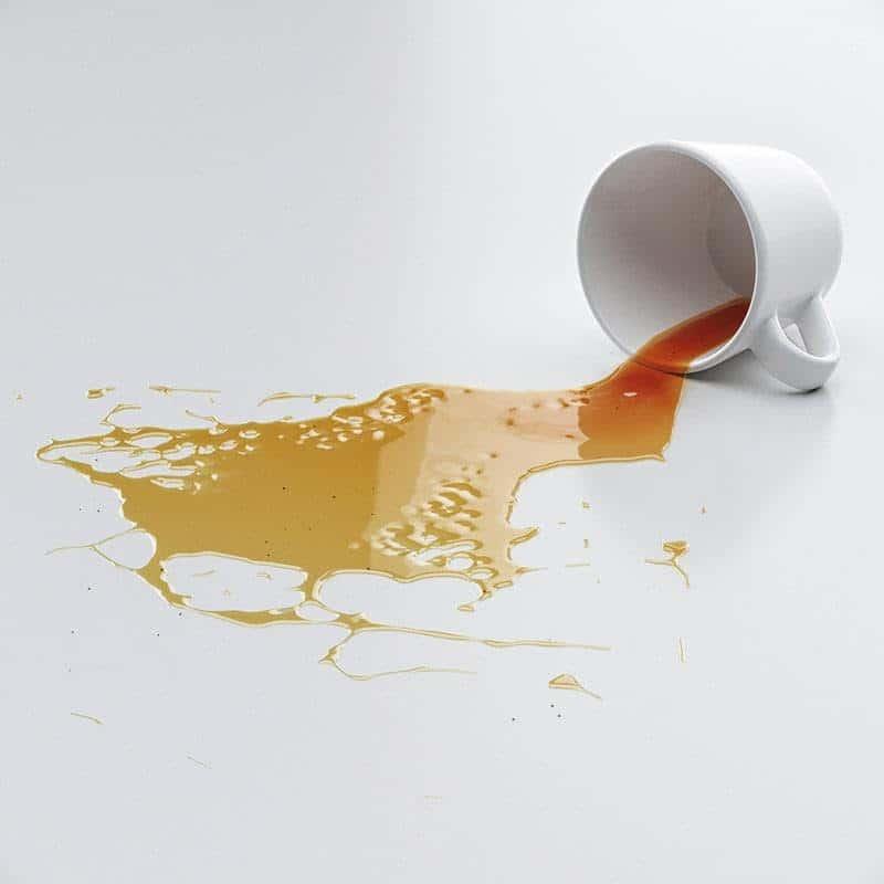 4 روش برای از بین بردن لکه چای
